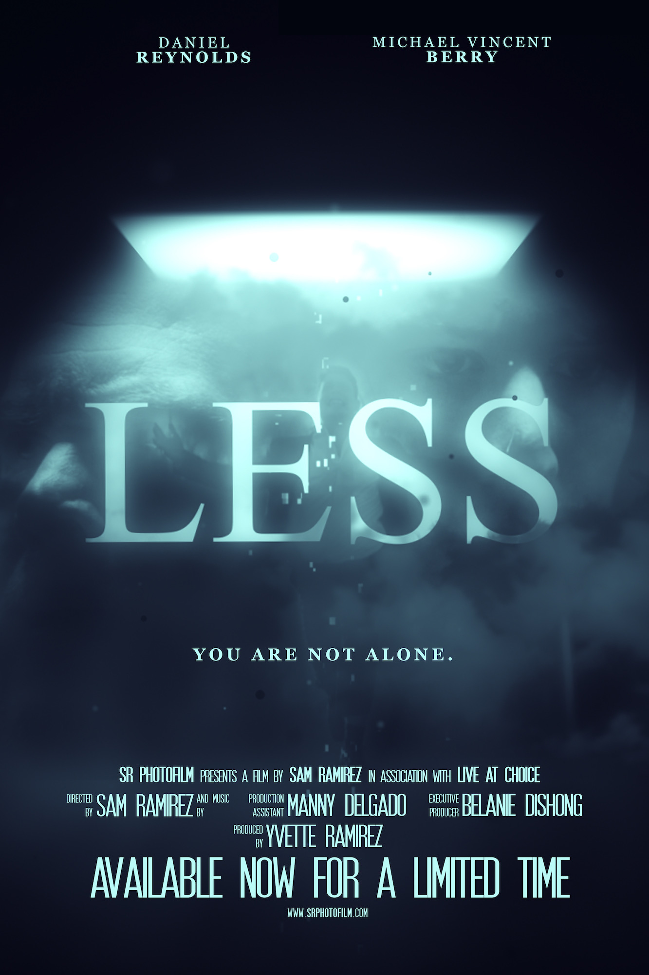 LESS poster